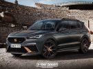 Cupra Tarraco: así sería la versión deportiva del nuevo SUV