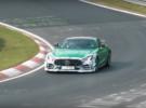 Mercedes AMG GT Black Series, ¿eres tú?