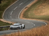 Mercedes AMG Project One Reino Unido