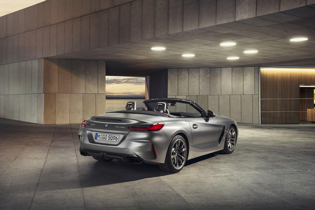 Nuevo BMW Z4
