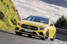 Nuevo Mercedes A 35 AMG: llega el modelo de acceso a la familia AMG con 306 CV y con hambre de Audi S3 y Golf R