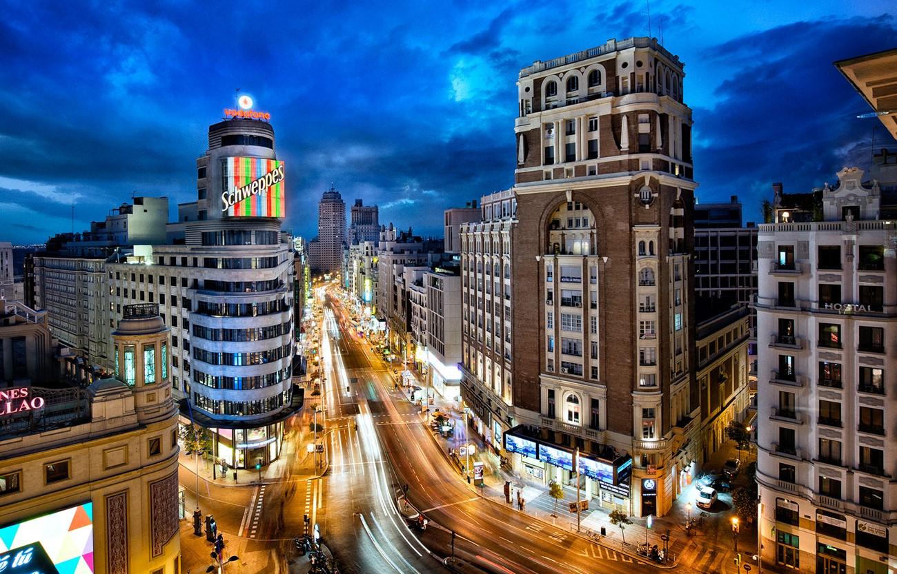 Plan de Movilidad para el Centro de Madrid