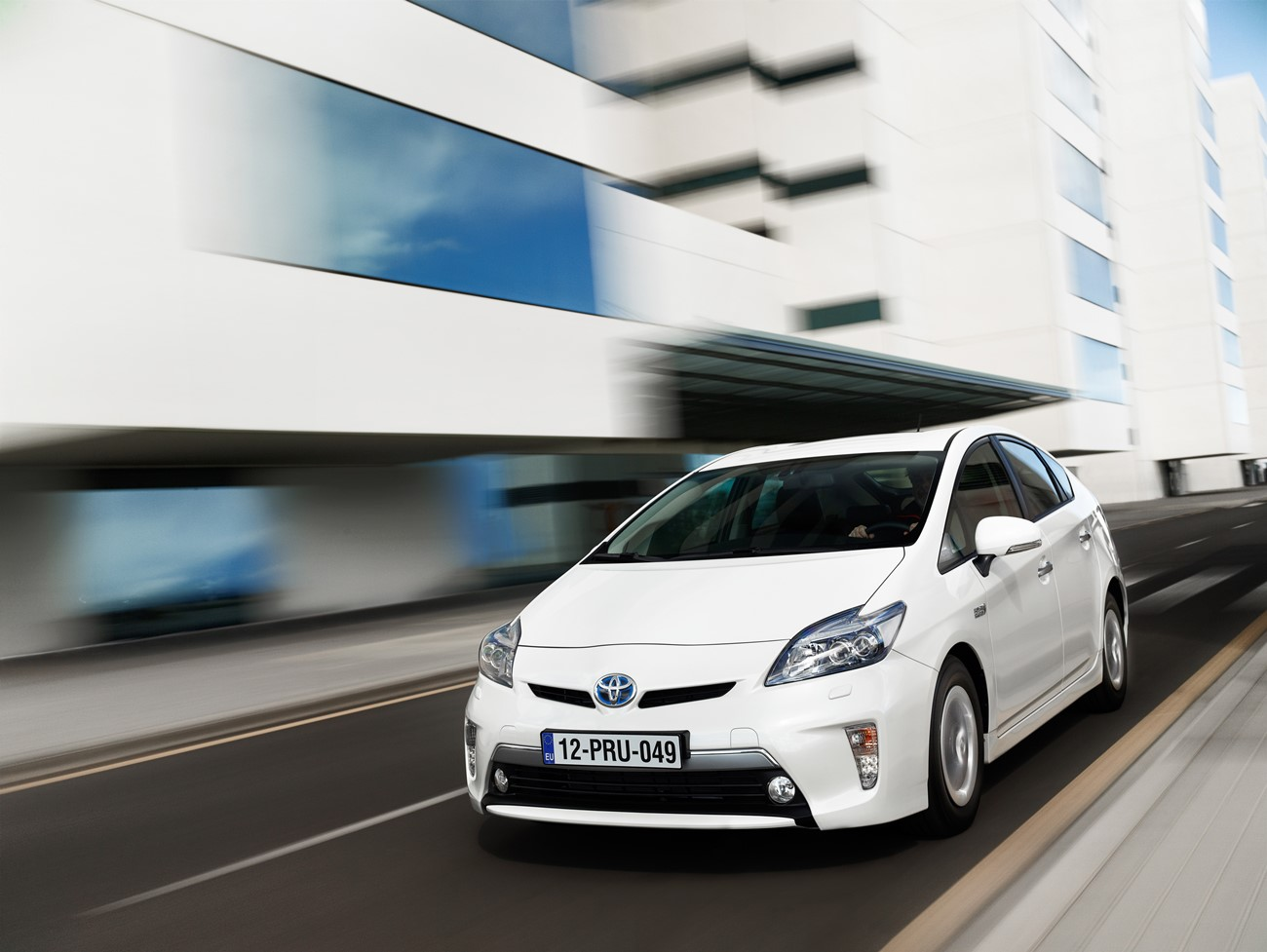 Claves coches empresas Toyota