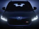 El Skoda Kodiaq RS más preparado que nunca en este nuevo y alentador teaser