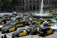 Taxis vs VTC, el conflicto que puede reactivarse la próxima semana
