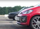 Volswagen Up! GTi vs Golf GTi MK2: ¿está el pequeño germano a la altura de su antepasado?