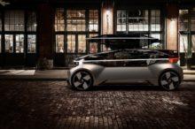 Volvo 360C, el futuro concepto de los viajes en coche