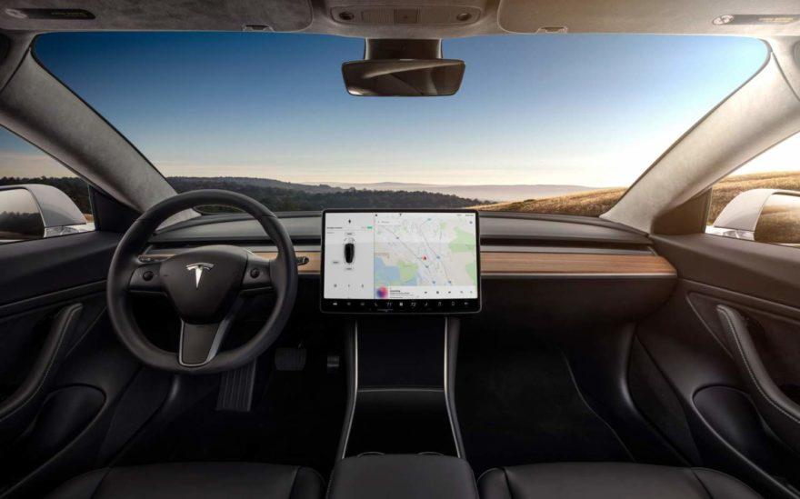 Tesla lanza una gran actualización para los Model S, Model X y Model 3.