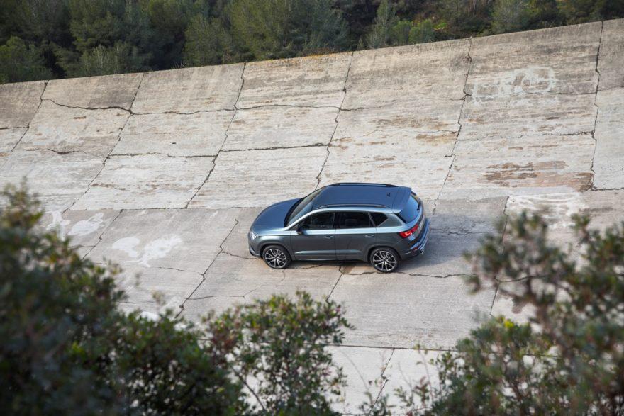 El Cupra Ateca ya está disponible en España con un precio de salida de 44.900 euros