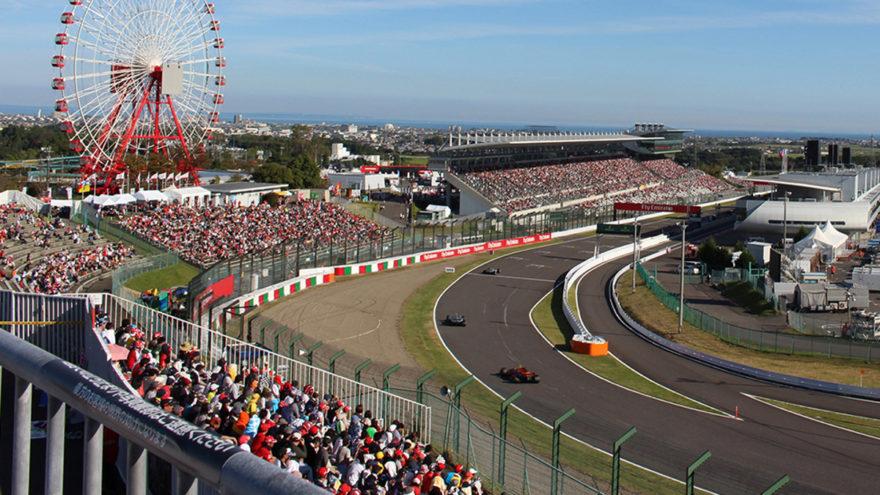 El GP de Japón es una de las carreras más bonitas del año