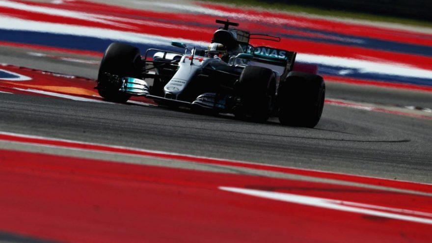 Hamilton puede proclamarse campeón del mundo en Austin