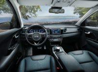 El Kia e-Niro se presenta en el Salón de París y da más detalles sobre su equipamiento