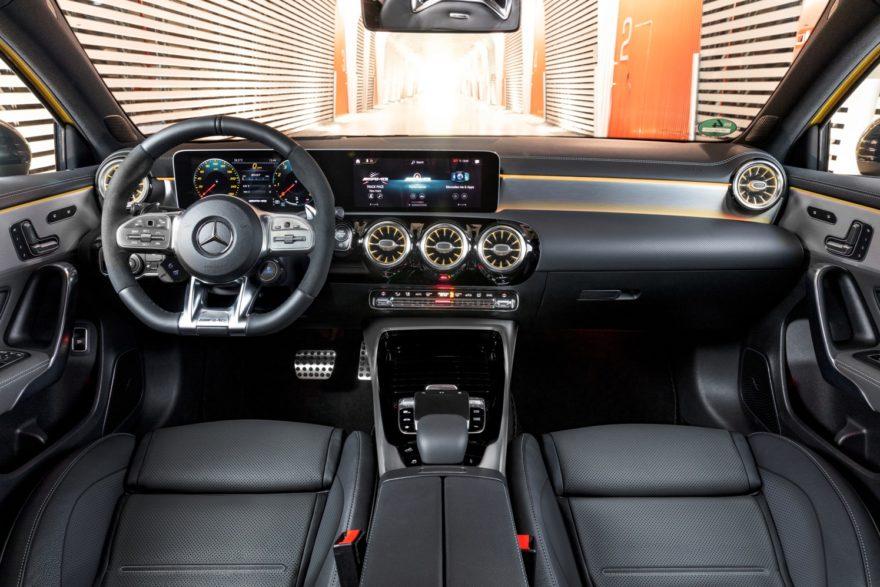 Se abren los pedidos para el nuevo Mercedes-AMG A 35 4MATIC con un precio de salida de 47.528 euros