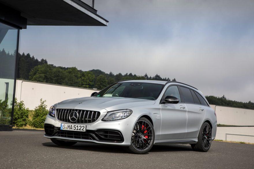 Los nuevos Mercedes-AMG C 63 Berlina y Estate llegarán a España en noviembre