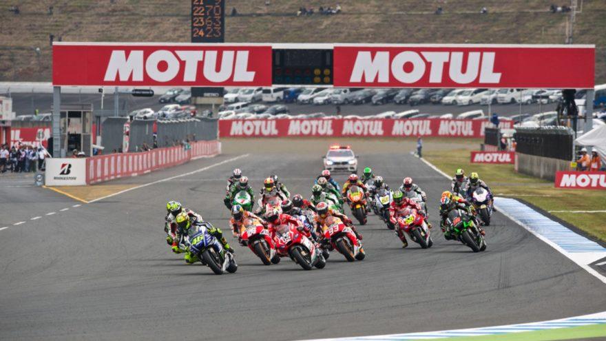 El circuito de Motegi acoge el Gp de Japón de MotoGP