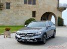 Prueba Mercedes-Benz E 220d 4MATIC All-Terrain, sin miedo a salir del asfalto