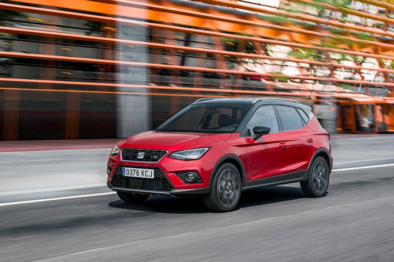 El SEAT Arona también tendrá opción de motor TGI y se presentará en el Salón de París