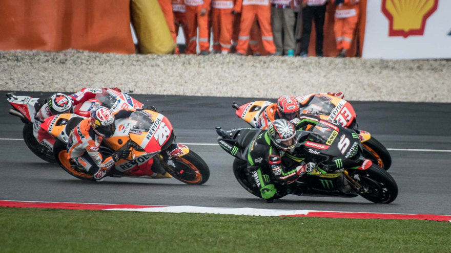 Las Ducati dominaron el año pasado el Gp de Malasia