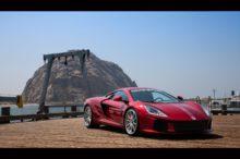 ATS GT Launch Edition, el resurgir de la mítica marca italiana rugirá con 827 CV de potencia