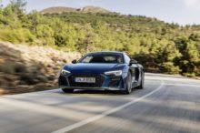 El Audi R8 se renueva: nuevo diseño y más potencia para el superdeportivo germano