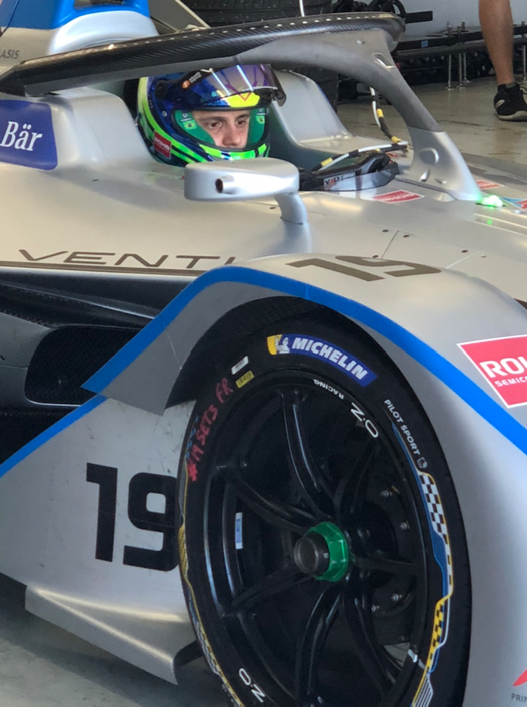 Michelin Pilot Sport Fórmula E