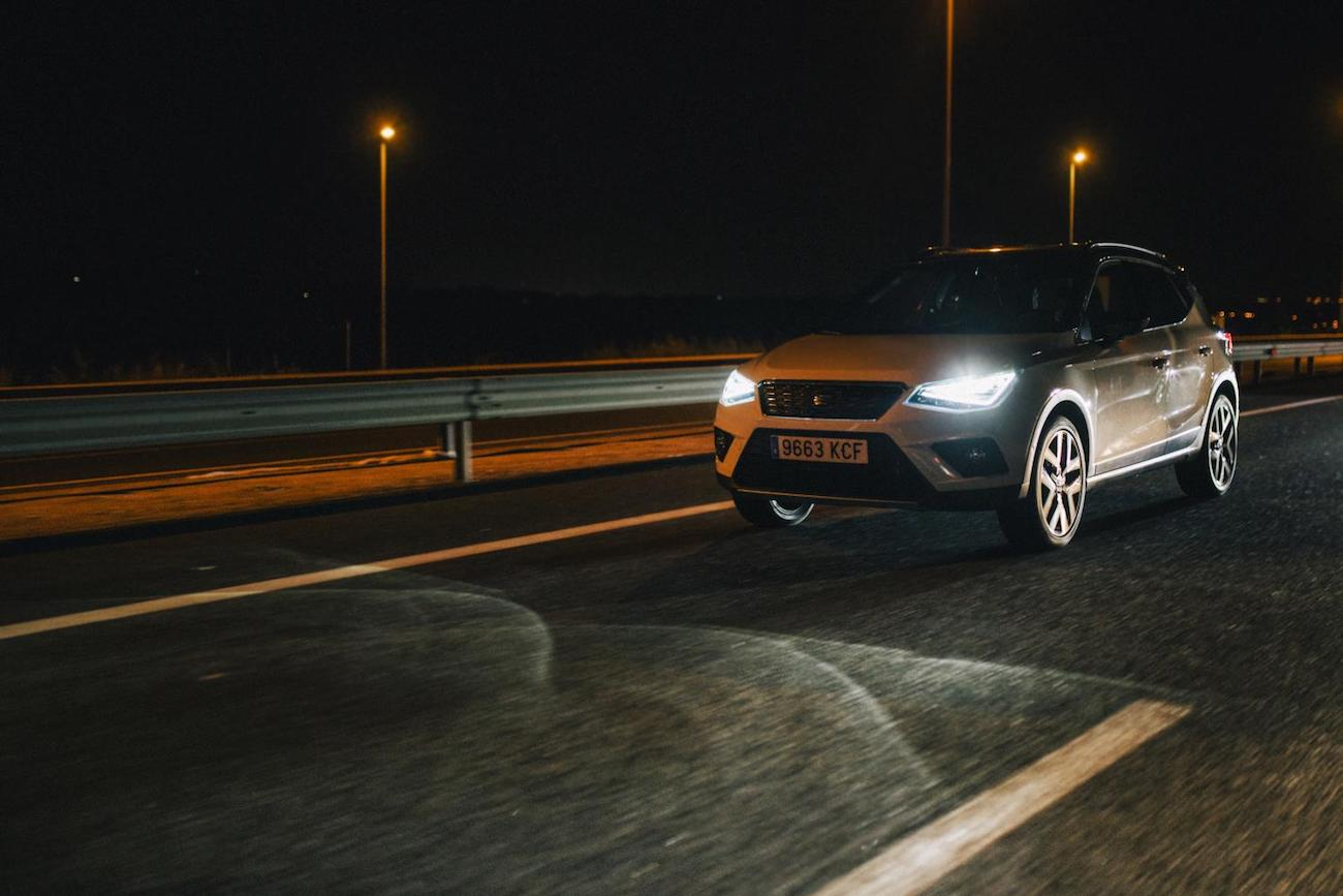 Luces conducción nocturna