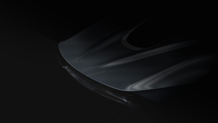 Mclaren Speedtail nuevo superdeportivo de la marca británica