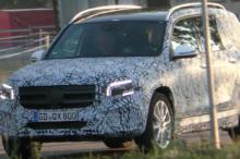Mercedes GLB: un nuevo SUV compacto de la firma de la estrella podría adentrarse en la feroz batalla