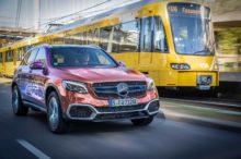 Mercedes GLC F-Cell, el primer Mercedes con pila de combustible que llegará a finales de octubre
