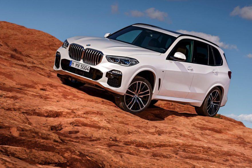 El nuevo BMW X5 ya tiene precio para España y se comenzará a entregar en noviembre