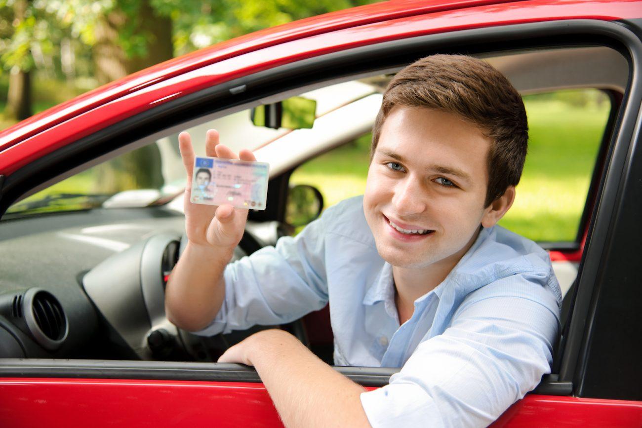 Puntos carnet de conducir