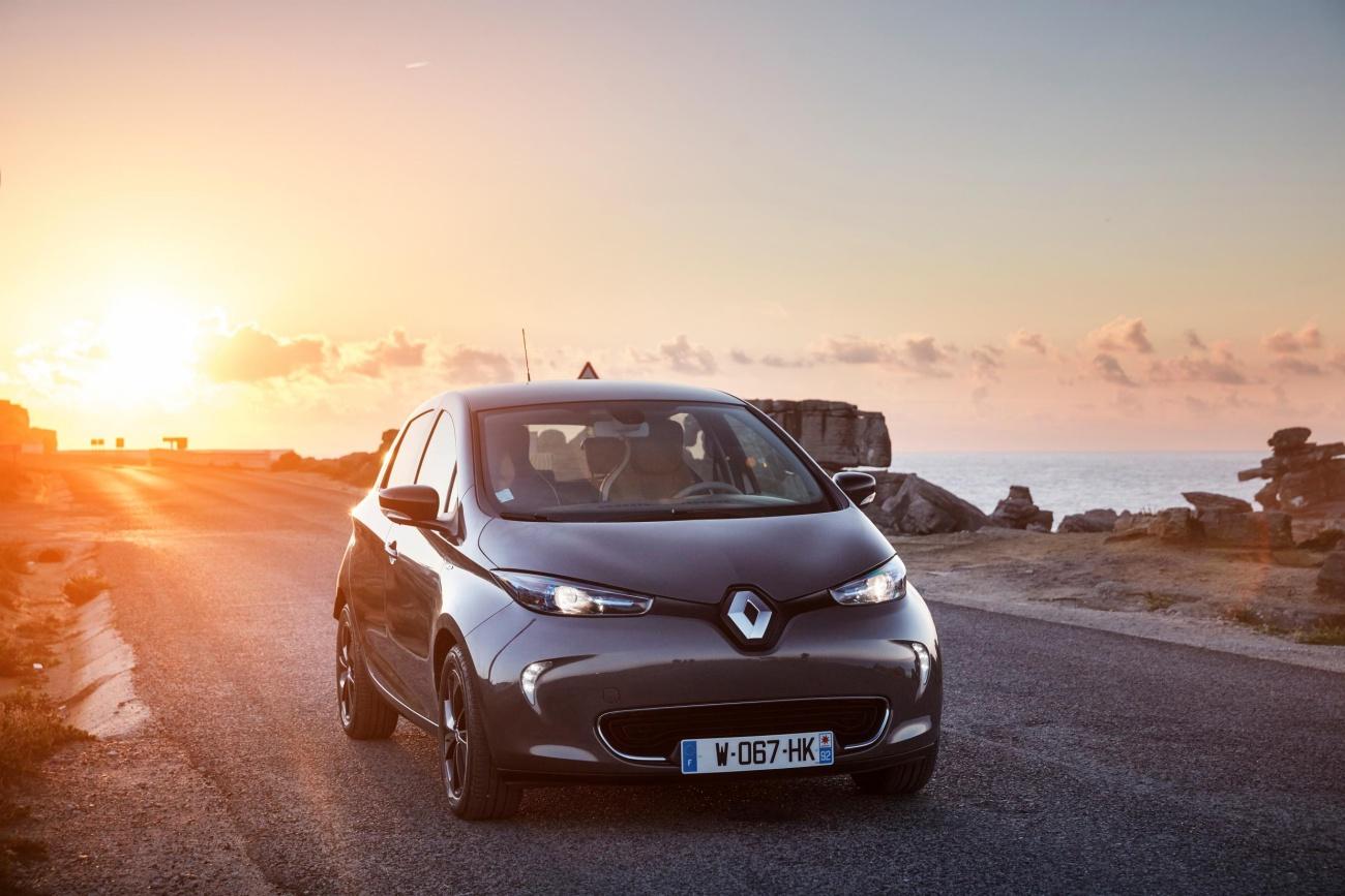 Nuevo Renault Zoe 2018