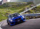 Increíble récord logrado por el Subaru WRX STI en el paso de Transfagarasan