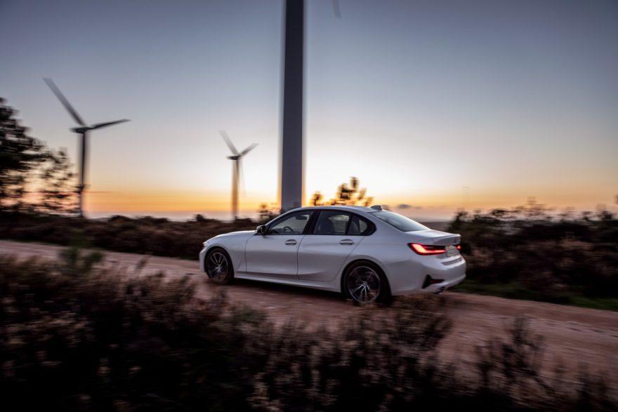 BMW 330e Berlina, la actualizada variante híbrida enchufable que llegará en 2019