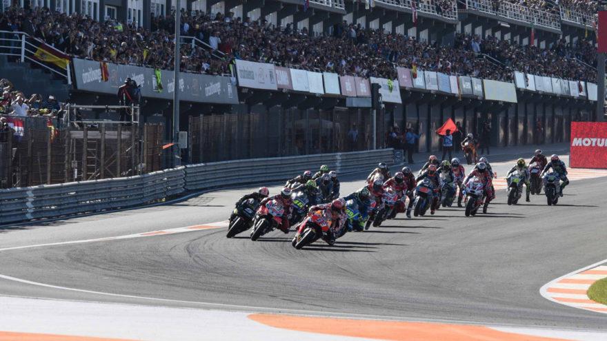 La temporada dice adiós con el GP de la Comunidad Valenciana 2018 en el Circuito Ricardo Tormo