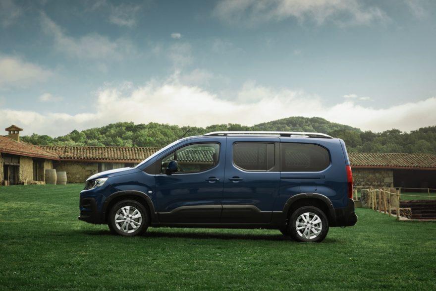 Tinkervan se une a Peugeot para crear las versiones camperizadas de las nuevas Traveller y Rifter