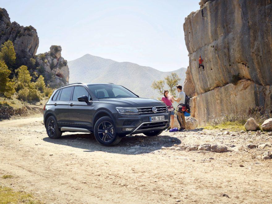 El Volkswagen Tiguan recibe un nuevo acabado denominado Offroad