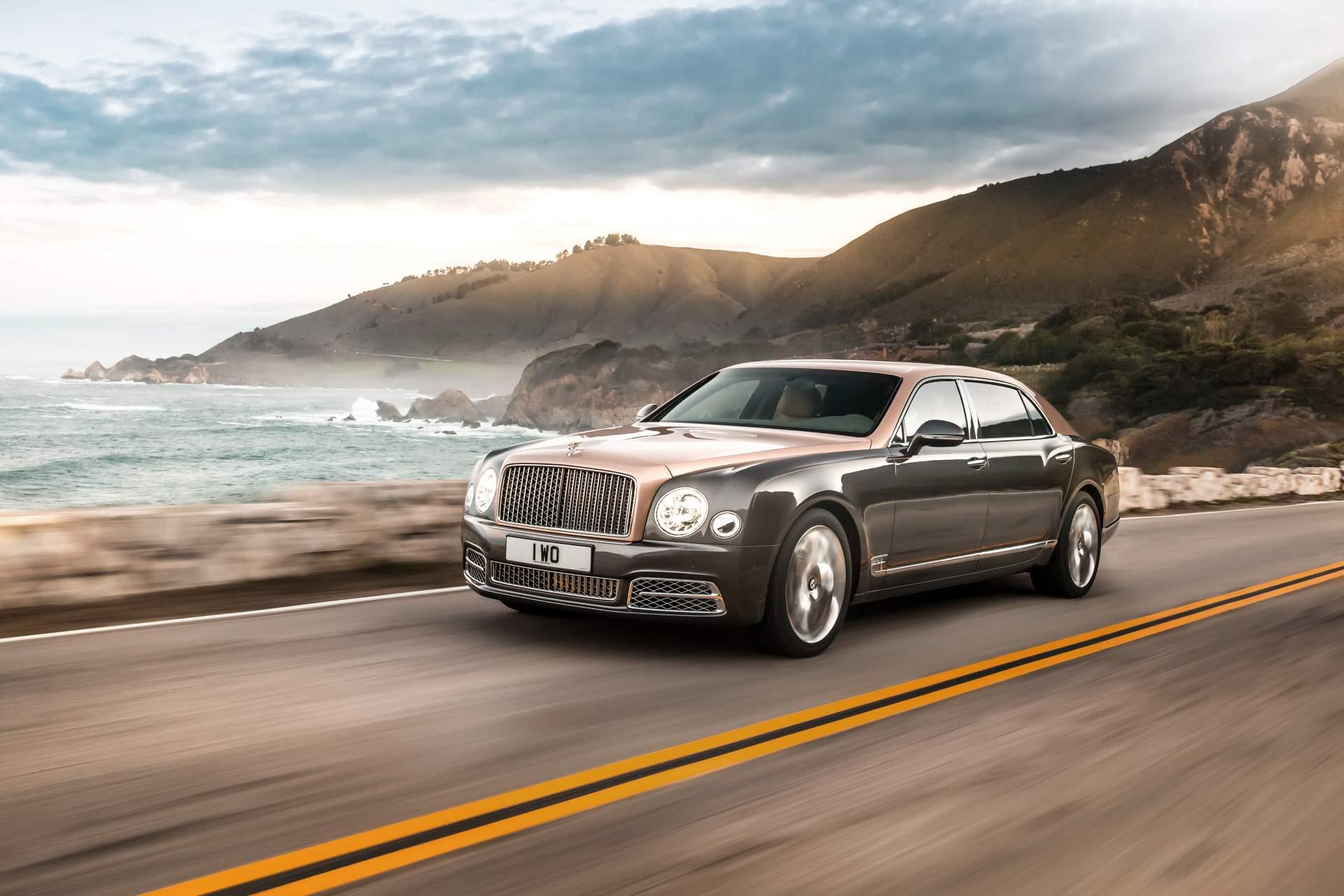 Bentley y los nuevos sistemas de conectividad