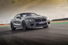 Confirmado: el inminente BMW M8 tendrá tracción total y más 600 CV de potencia para convertirse en el más rápido