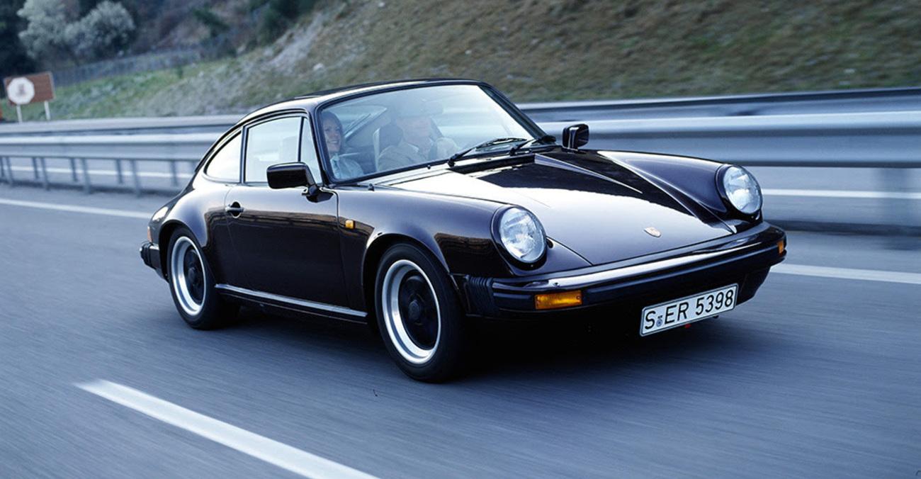 Porsche 911 Modelo G