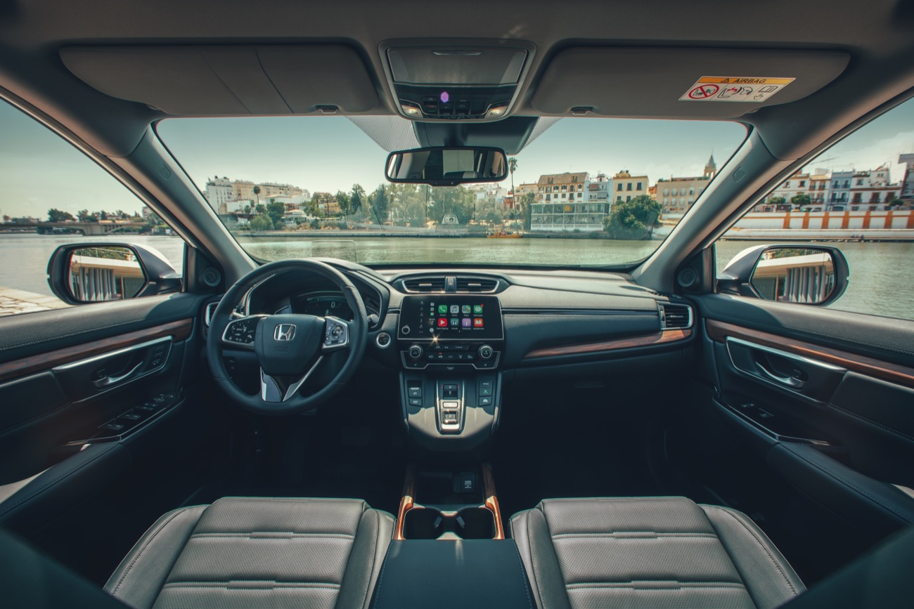 Honda CR-V Hybrid