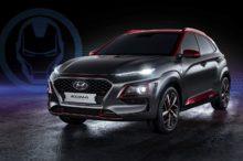 Hyundai Kona Iron Man, la edición especial que conduciría Tony Stark