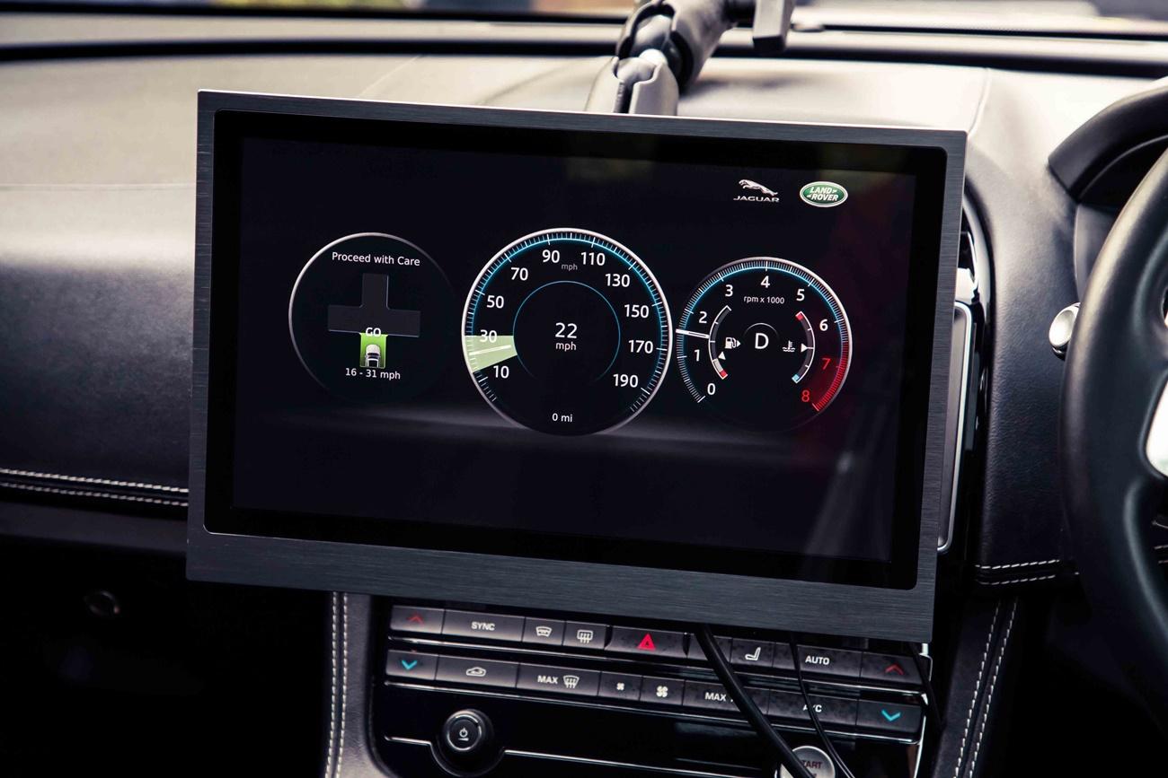 Jaguar Land Rover ICW