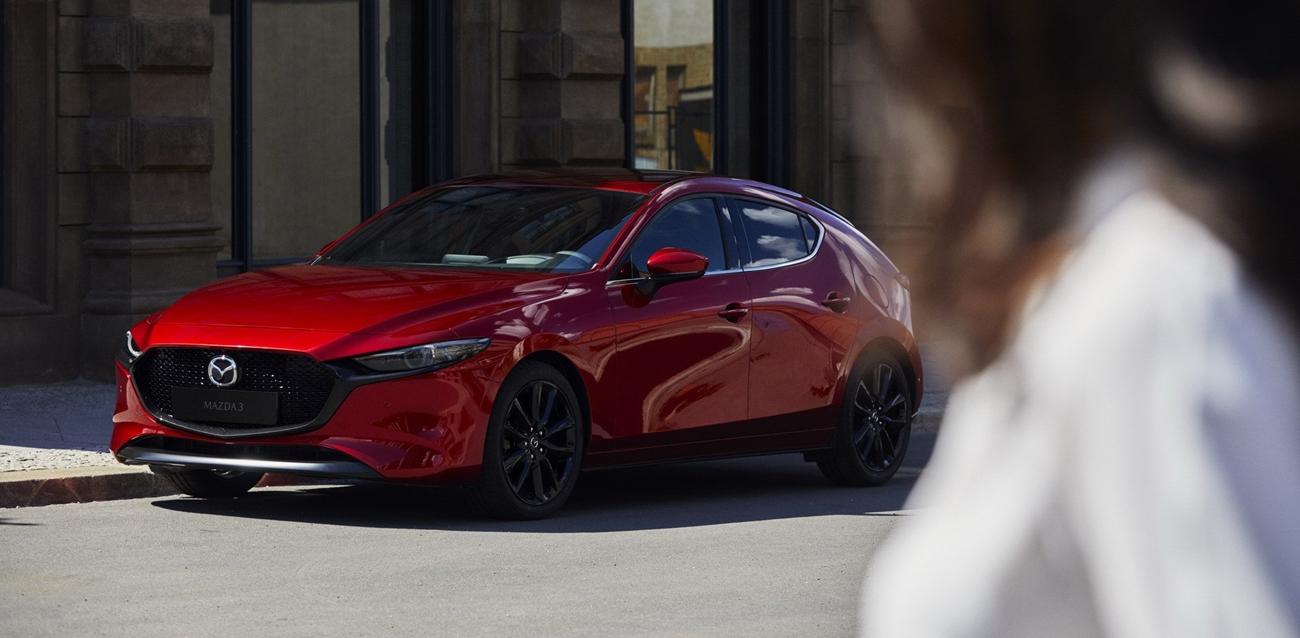 Mazda3 primeras imágenes oficiales