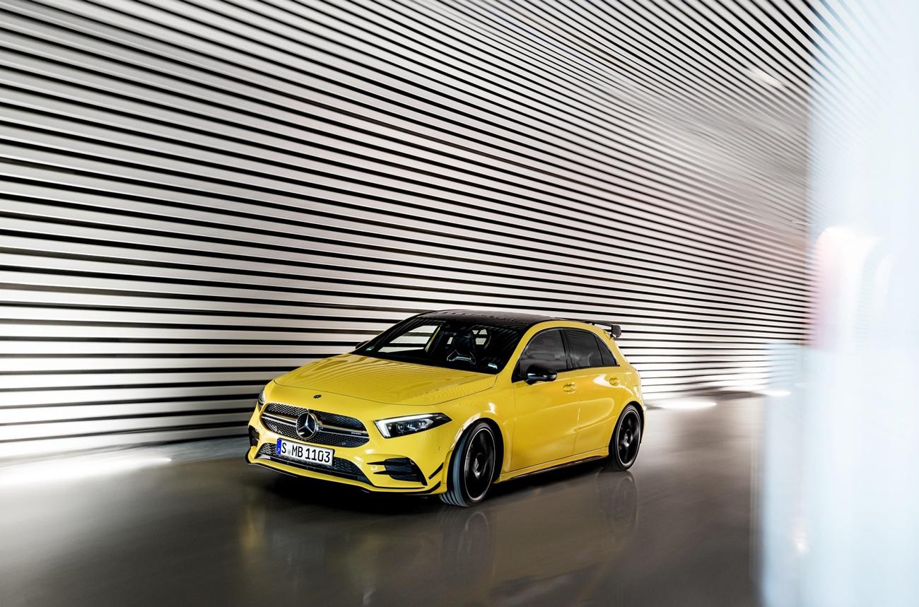 Mercedes Amg A 35 4matic