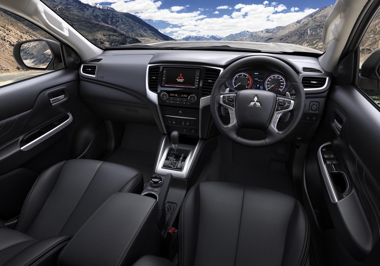Mitsubishi L200 2019