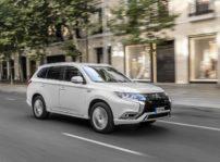 Mitsubishi Oultander PHEV 2019 precios para España