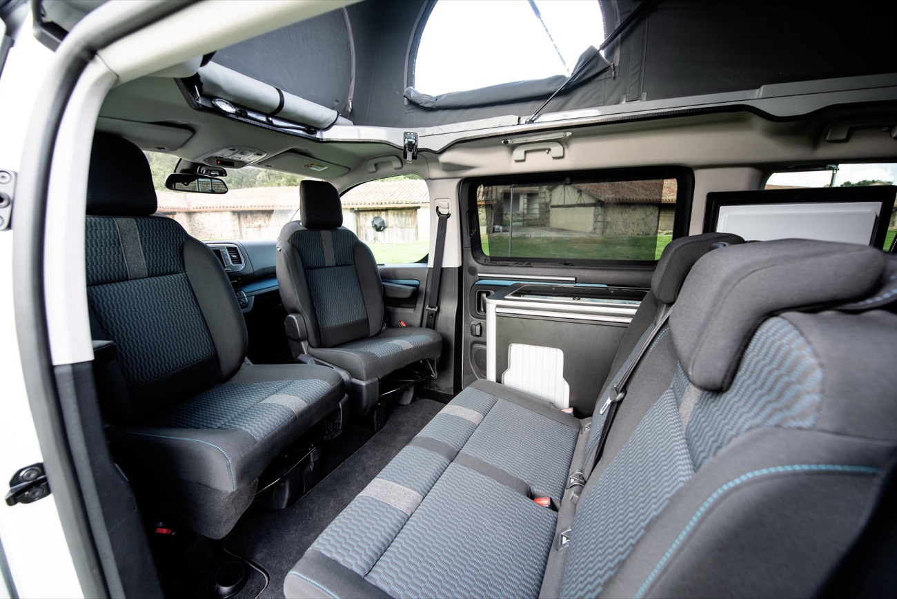 Peugeot Traveller Camper