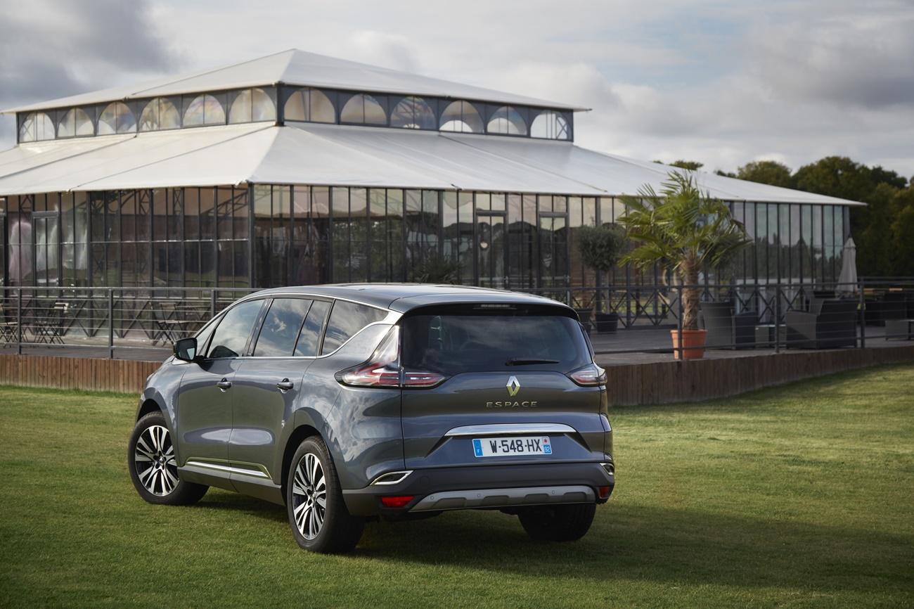 Renault Espace 2018