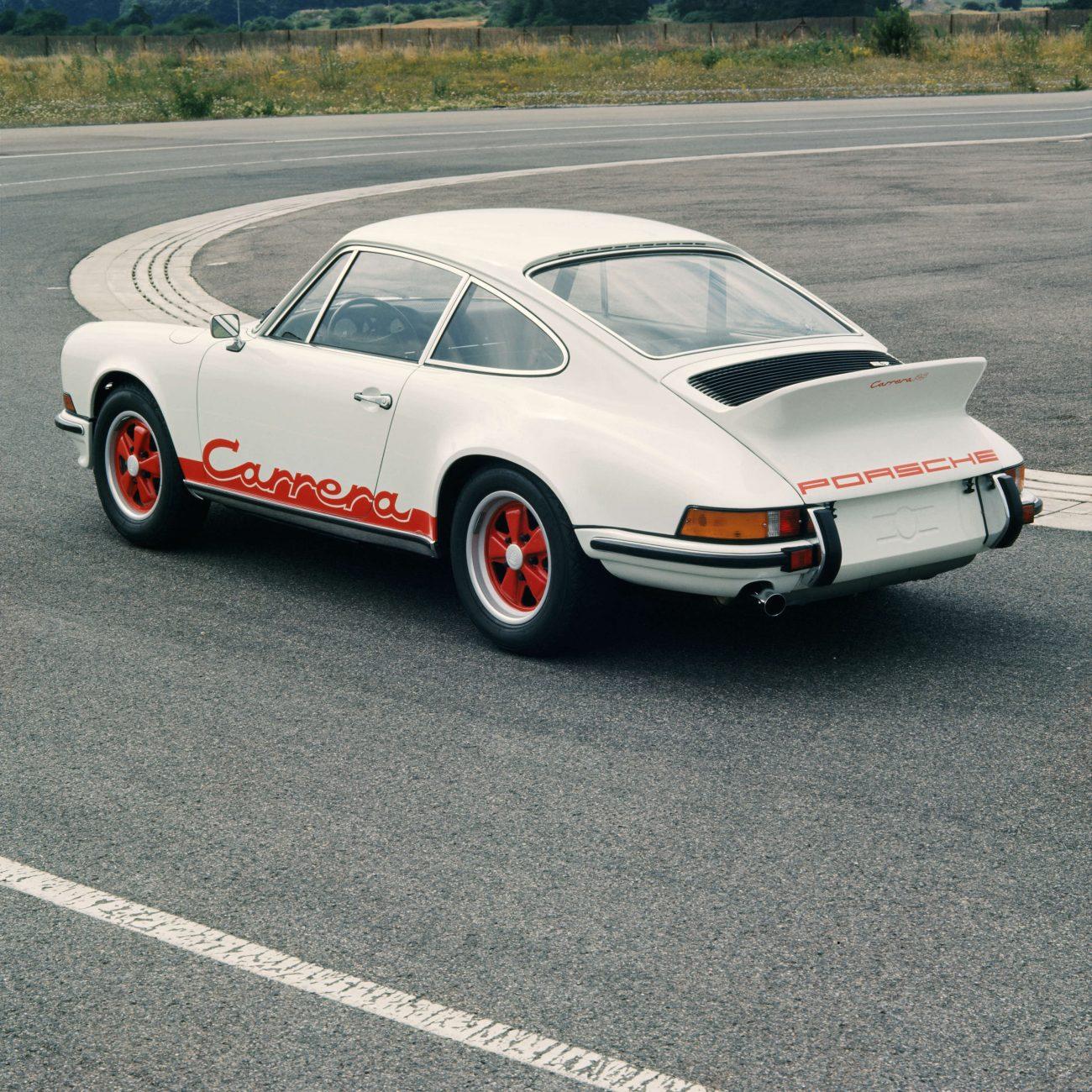 1972 Porsche 911 RS 2.7